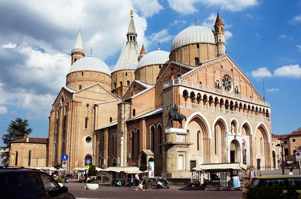 padova basilica santo