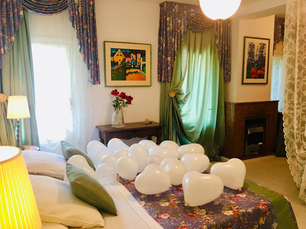 junior suite matrimonio
